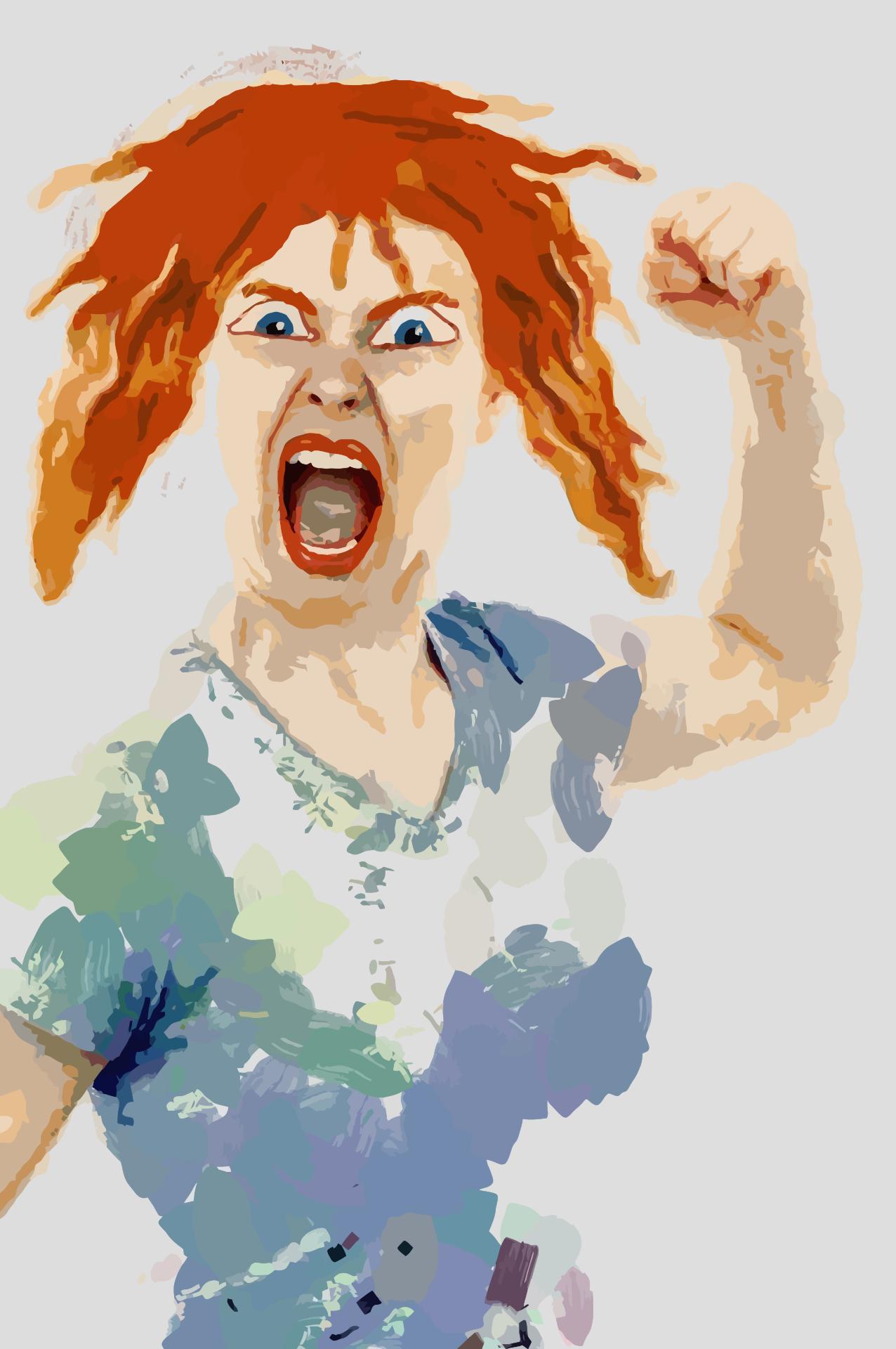 Wenn Frauenthemen mich wütend machen.